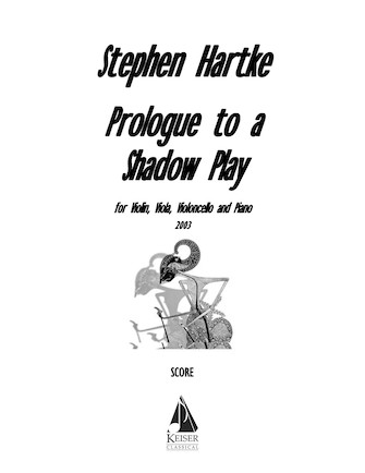 Product Cover for Prologue to a Shadow Play