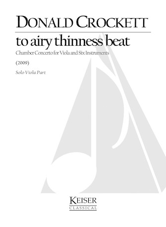 Product Cover for To Airy Thinness Beat