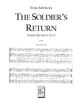 Product Cover for The Soldier's Return