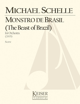 Product Cover for Beast of Brazil