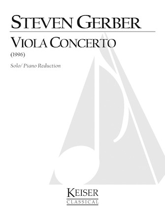 Product Cover for Viola Concerto