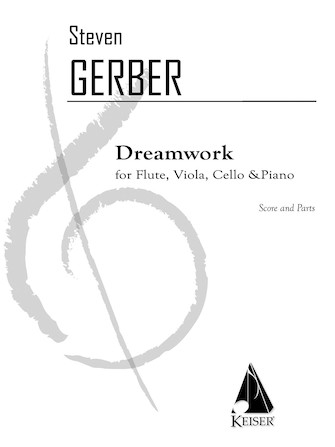 Product Cover for Dreamwork for Flute, Viola, Cello and Piano