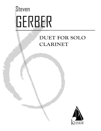 Product Cover for Duet for Solo Clarinet