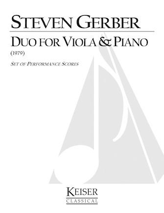 Product Cover for Duo for Viola and Piano