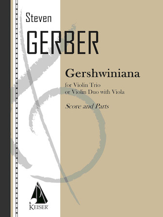 Product Cover for Gershwiniana