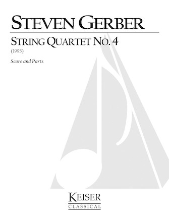 Product Cover for String Quartet No. 4