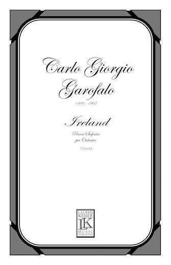 Product Cover for Ireland: Poema Sinfonico
