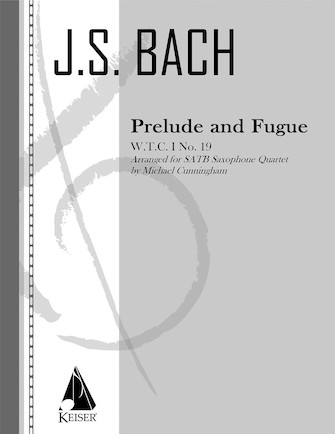 Product Cover for Prelude and Fugue