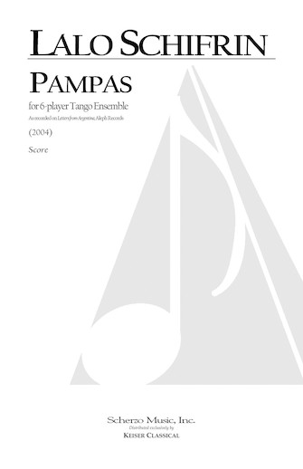 Product Cover for Pampas