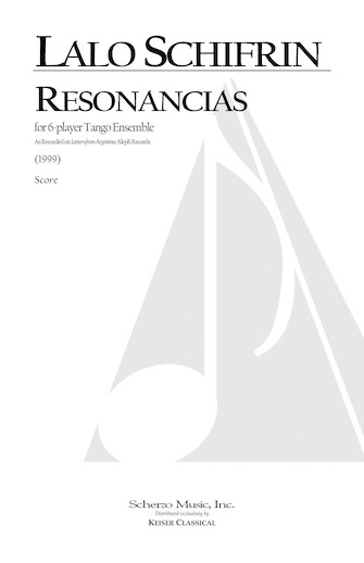Product Cover for Resonancias