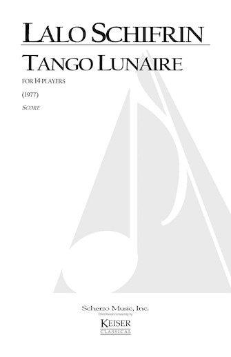 Product Cover for Tango Lunaire