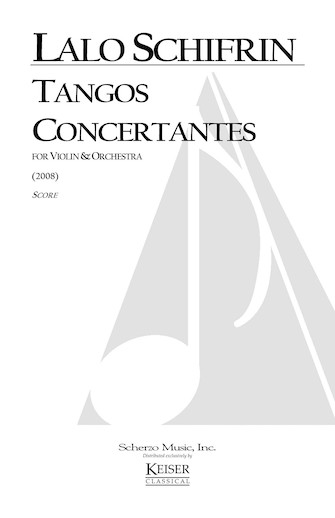 Product Cover for Tangos Concertantes