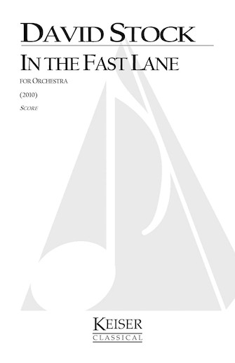 Product Cover for In the Fast Lane