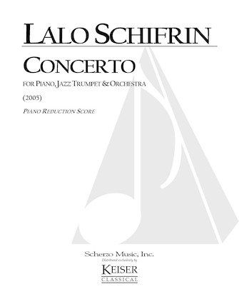 Product Cover for Concerto for Piano, Jazz Trumpet and Orchestra