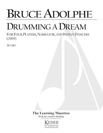 Product Cover for Drumming a Dream