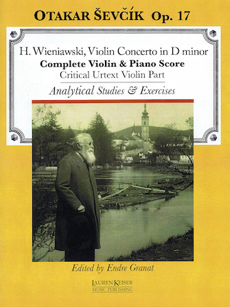 Product Cover for Violin Concerto in D minor, Op. 17