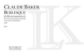 Product Cover for Burlesque