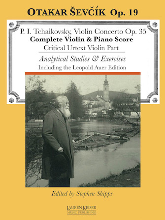 Product Cover for Violin Concerto in D Major, Op. 35
