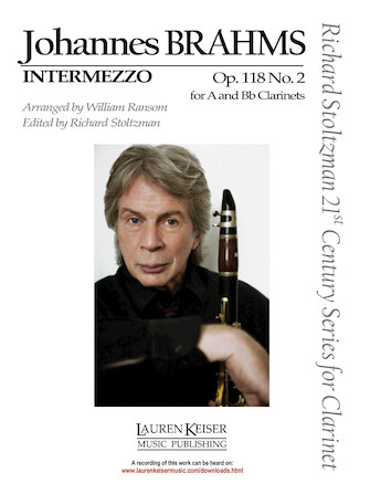 Product Cover for Intermezzo, Op. 118, No. 2