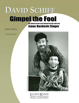 Product Cover for Gimpel the Fool: an Opera in Two Acts