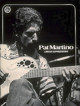 Product Cover for Linear Expressions – Pat Martino