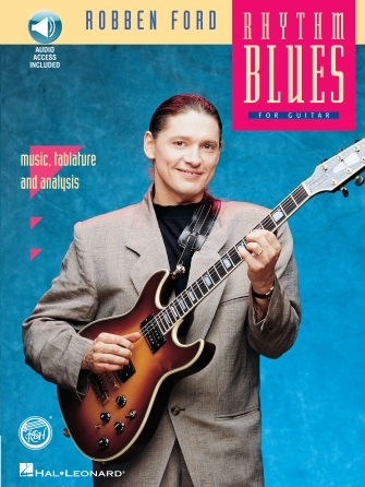 Product Cover for Robben Ford – Rhythm Blues