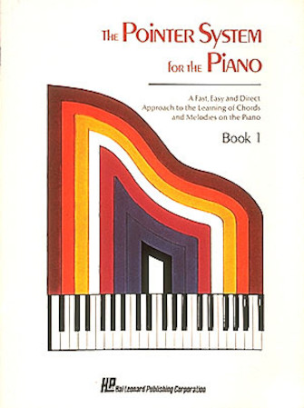 Product Cover for Pointer System for Piano – Instruction Book 1