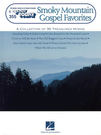 Product Cover for Smoky Mountain Gospel Favorites