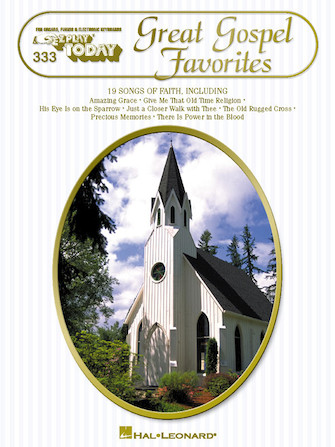 Product Cover for Great Gospel Favorites