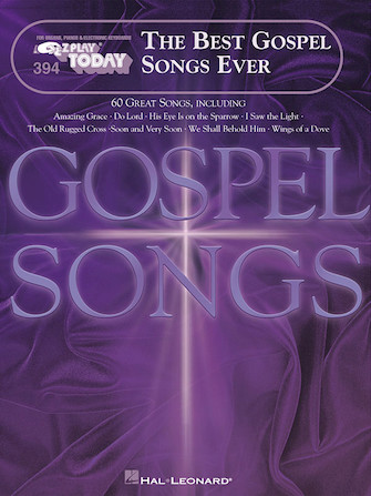 Product Cover for The Best Gospel Songs Ever