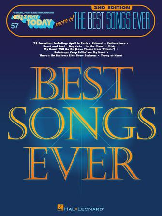 Product Cover for More of the Best Songs Ever – 2nd Edition