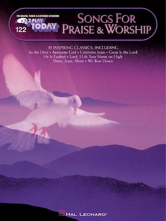Product Cover for Songs for Praise & Worship