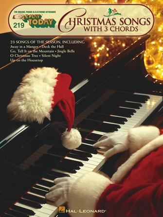 Product Cover for Christmas Songs with 3 Chords