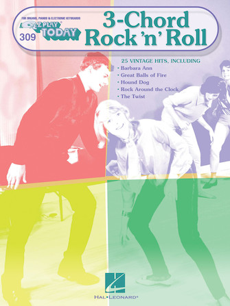 Product Cover for Three Chord Rock 'N' Roll