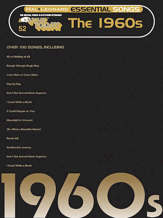 Product Cover for Essential Songs – The 1960s