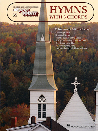 Product Cover for Hymns with 3 Chords