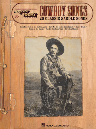 Product Cover for Cowboy Songs