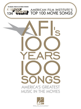 Product Cover for AFI's Top 100 Movie Songs