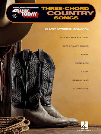 Product Cover for Three-Chord Country Songs