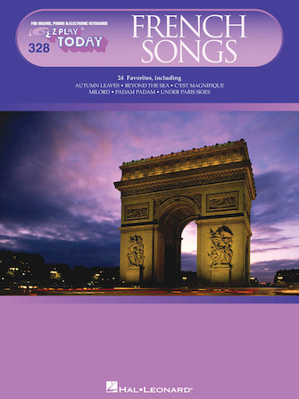 Product Cover for French Songs