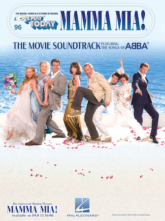 Product Cover for Mamma Mia – The Movie Soundtrack