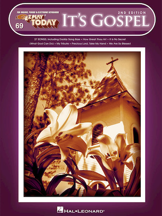 Product Cover for It's Gospel – 2nd Edition