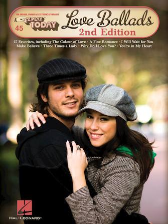 Product Cover for Love Ballads – 2nd Edition