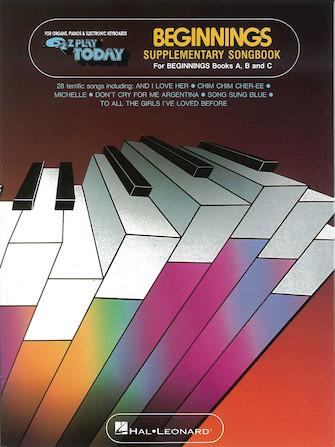 Beginnings Supplementary Songbook A B C