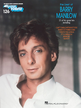 Product Cover for Best of Barry Manilow