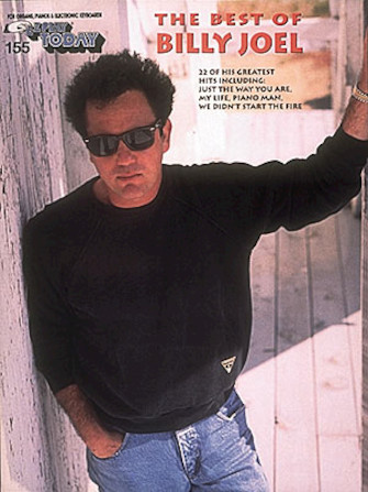 Product Cover for The Best of Billy Joel