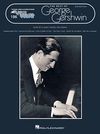 Product Cover for Best of George Gershwin – 2nd Edition