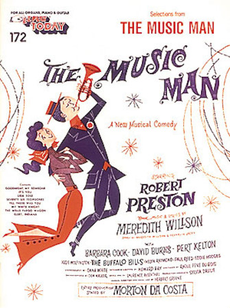 Product Cover for The Music Man