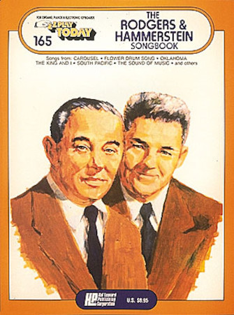 Product Cover for Rodgers & Hammerstein Songbook