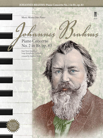 Product Cover for Johannes Brahms – Piano Concerto No. 2 in B-Flat, Op. 83